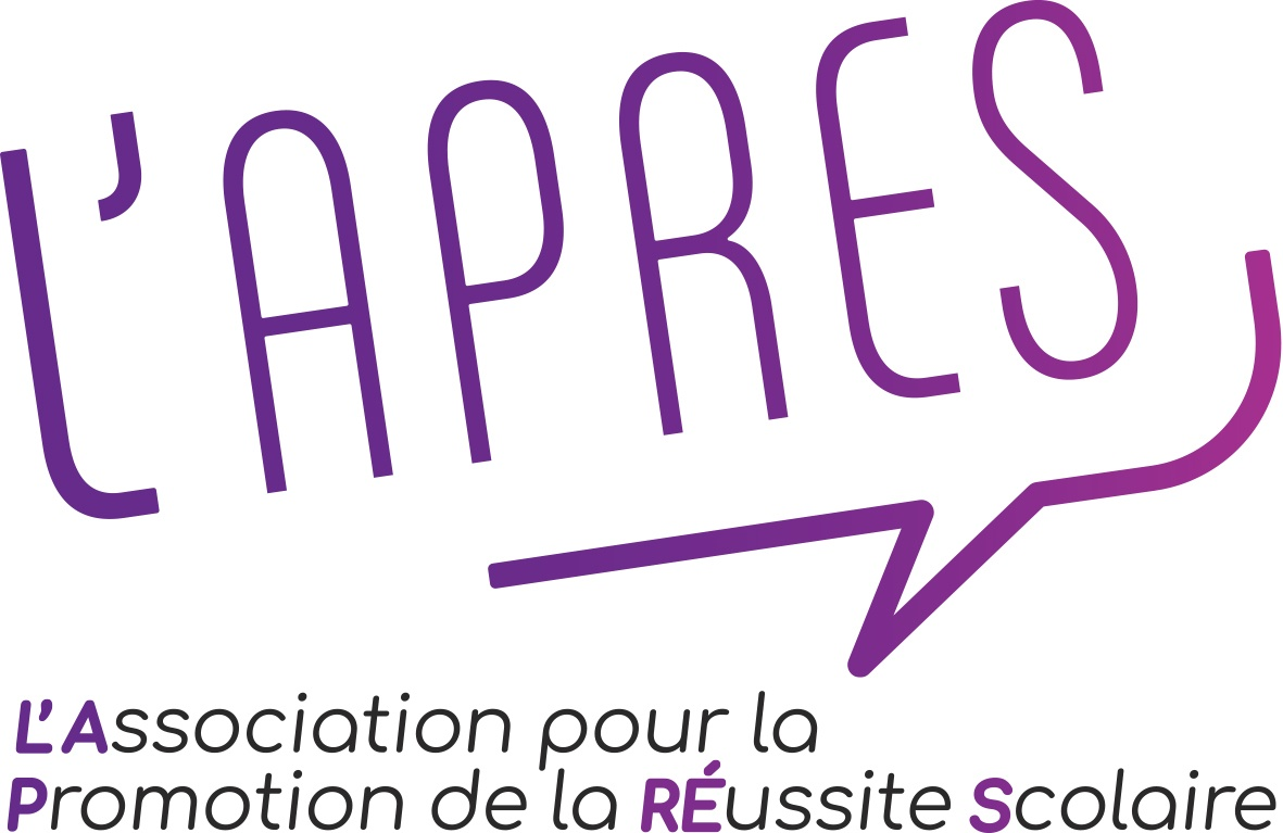 Logo +slogan association LAPRES